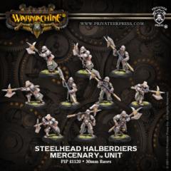 Steelhead Halberdiers // Steelhead Riflemen