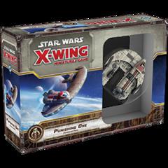 Punishing One Expansion Pack X-Wing Mini Game