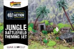 Bolt Action Jungle Batlefield Theming Set