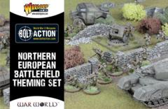 Bolt Action Northern Europe Battlefield Theming Set