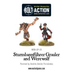 Wulfen SS (Frau Growler & Werewolf)