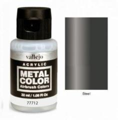 Metal Color - Steel 32ml