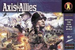 Axis & Allies (Avalon Hill 2004 Edition) New & Sealed