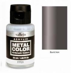 Metal Color - Burnt Iron 32ml