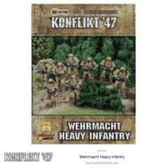 German Wehrmacht Heavy Infantry