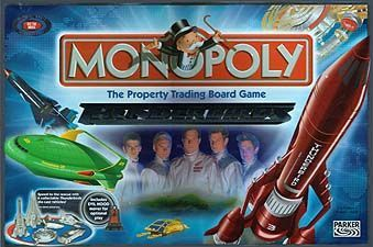 Monopoly Thunderbirds