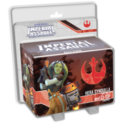 Imperial Assault: Hera Syndulla and C1-10P