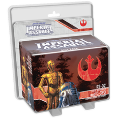 R2-D2 & C3P0 Ally Pack: Imperial Assault