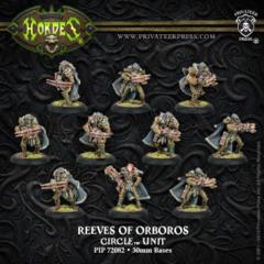 Reeves of Orboros // Wolves of Orboros