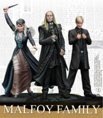 Harry Potter Miniature Game: Malfoy Family