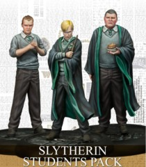 Harry Potter Miniature Game: Slytherin Students