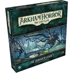 The Dunwich Legacy: Arkham Horror Deluxe Expansion