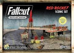 Fallout: Wasteland Warfare Red Rocket Scenic Set