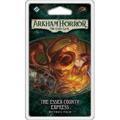 The Essex County Express: Arkham Horror Mythos Pack