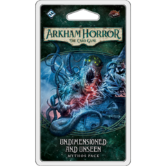 Undimensioned and Unseen: Arkham Horror Mythos Pack