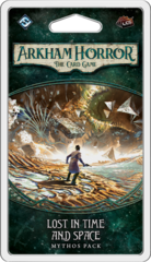 Lost in Time and Space: Arkham Horror Mythos Pack