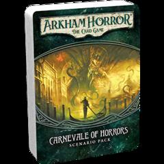 Carnevale of Horrors: Arkham Horror Mythos Pack