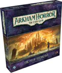 Path to Carcosa: Arkham Horror Deluxe Expansion