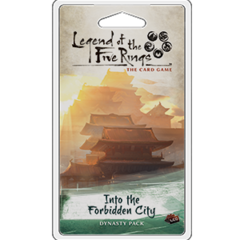 Into the Forbidden City: Legends of the Five Rings Dynasty Pack