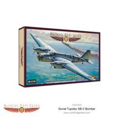 Soviet Tupolev ANT-40 (SB-2) Bomber