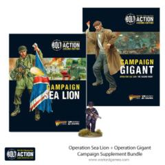 Operation Sea-Lion & Gigant