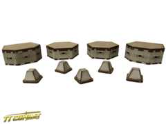Bunkers & Tank Traps