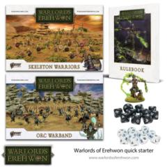 Warlords of Erehwon Quick Starter Set