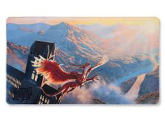 Dragon Shield Playmat Crimson