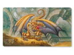 Dragon Shield Playmat Gold