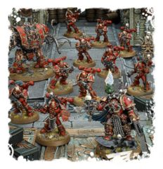 Warhammer 40K Chaos Space Marines Start Collecting