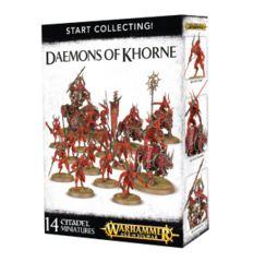 Warhammer 40K Start Collecting Demons Of Khorne