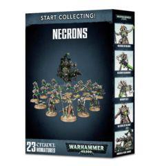 Warhammer 40K Necrons Start Collecting