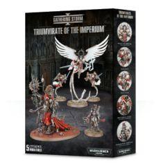 Warhammer 40K Triumvirate Of The Imperium