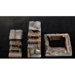 Tablescapes Realms Caverns & Mines Stair Set