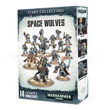 Warhammer 40K Start Collecting Space Wolves