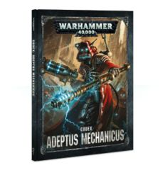 Warhammer 40K Adeptu Mechanicus Codex