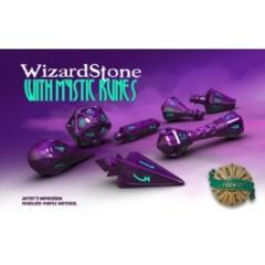 Wizardstone & Mystic Runes Wizard Dice Set
