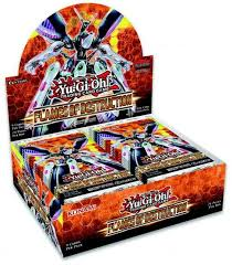 Yugioh Flames Of Destruction Booster Box