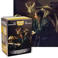 Dragon Shield The Astronomer Art Sleeves
