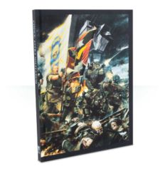 Warhammer 40K Codex Astra Militarum Collectors Edition Codex