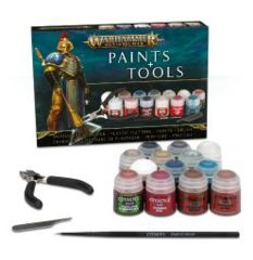 Warhammer Age Of Sigmar Paints & Tools