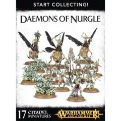 Warhammer 40K Start Collecting  Daemons Of Nurgle