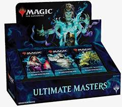 Ultimate Masters Booster Box Pre Order