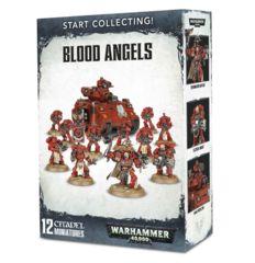Warhammer 40K Start Collecting Blood Angels
