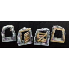 Tablescapes Realms Caverns & Mines Door Set