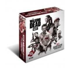 The Walking Dead No Sanctuary Board Game