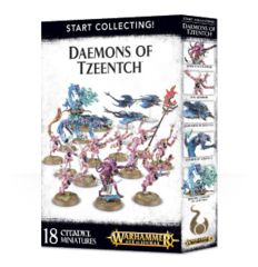 Warhammer 40K Start Collecting Daemons of Tzeentch