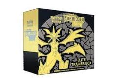 Pokemon Forbidden Light Elite Trainer Pack