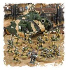 Warhammer 40K Astra Militarum Start Collecting Set