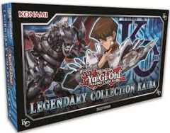 Yugioh Legendary Kaiba Collection Box